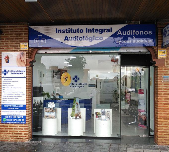 Audífonos en Madrid, Canillas