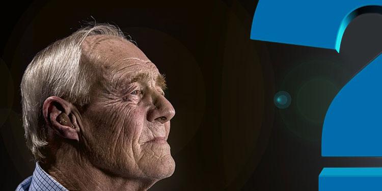 Mayor riesgo de demencia y discapacidad con pérdida de audición no tratada