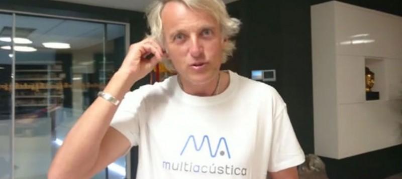 Calleja viaja al rally Dakar como embajador de la audiología