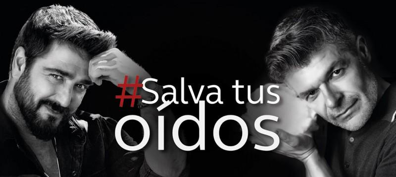 ReSound y #SalvaTusOídos harán posible que las 'celebrities' se acerquen a los gabinetes auditivos