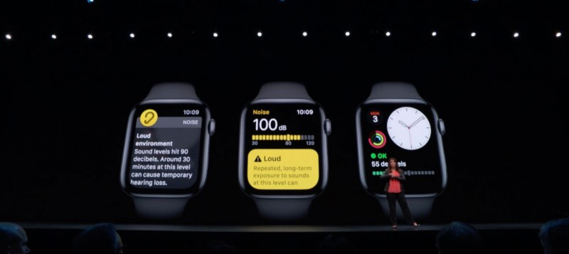apple watch sounds
