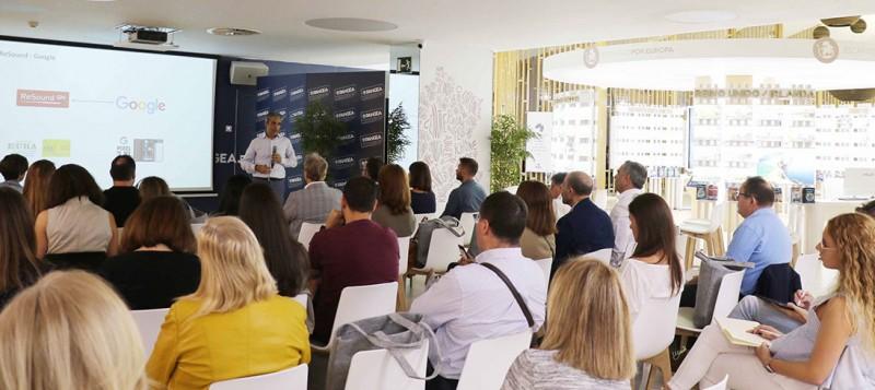 ReSound inicia en Madrid un Roadshow para presentar sus novedades tecnológicas 2019