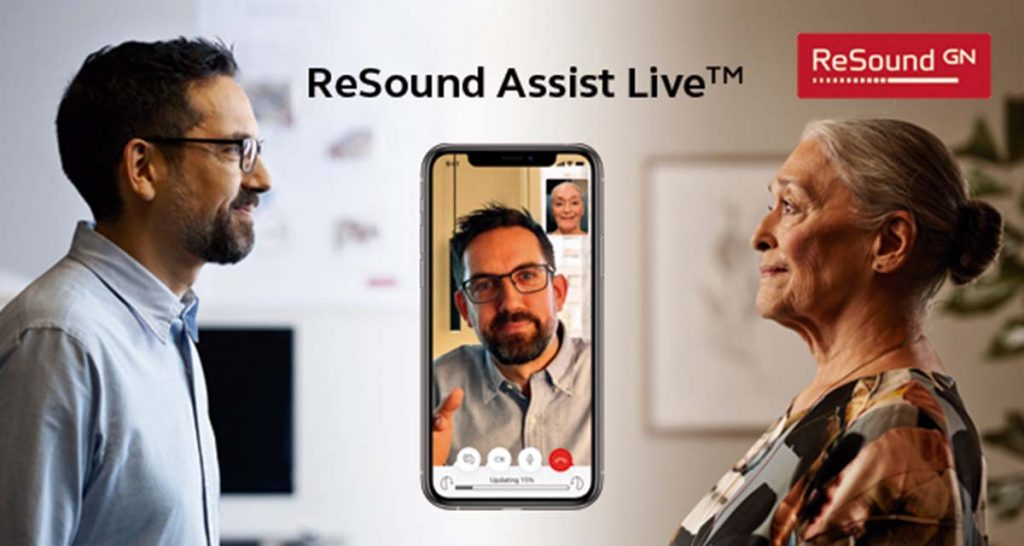 ReSound Assist Live', el sistema destinado a revolucionar la Audiología via Cione University